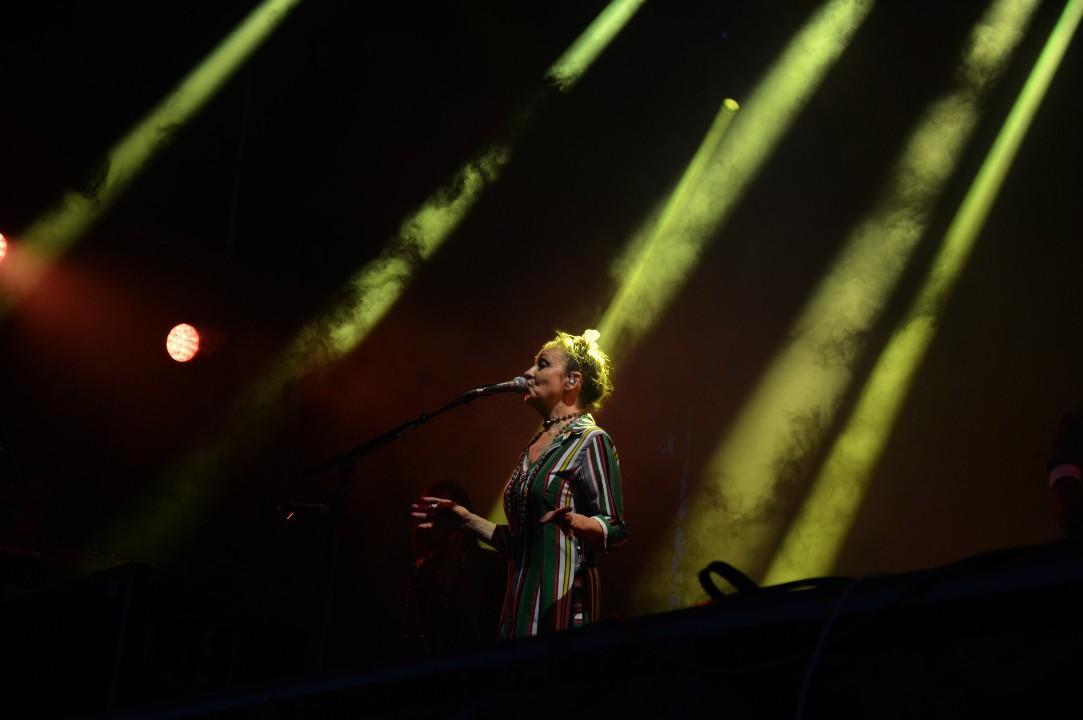 Concert Catherine Ringer festival Lame de son