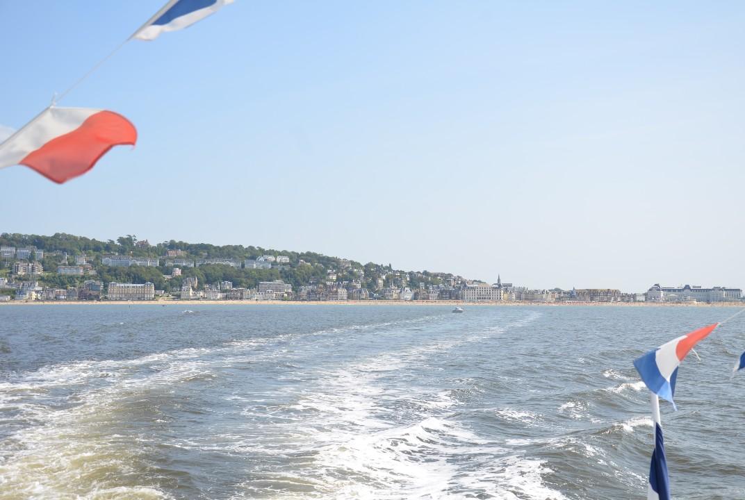 Recharger les batteries - Balade en mer