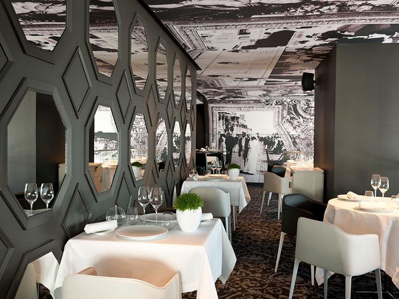 Restaurant 1912 où Johan Thyriot est le chef cuisinier