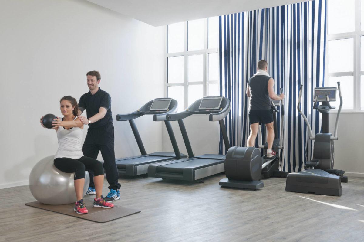 Salle de fitness - Centre de bien-être Les Cures Marines