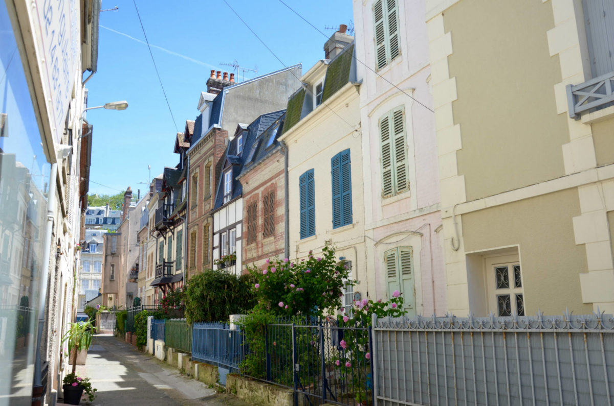 Ruelle du quartier Bonsecours