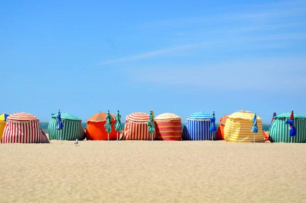 Les Planches et la plage