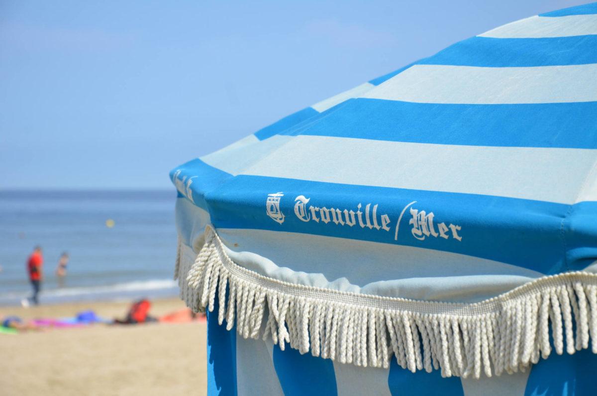 Parasol Trouville-sur-Mer