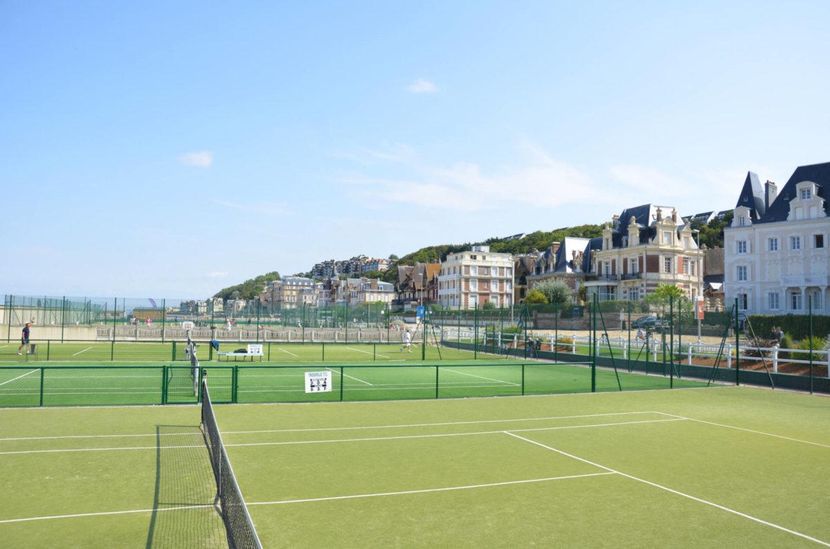 tennis-plage-Trouville-sur-Mer