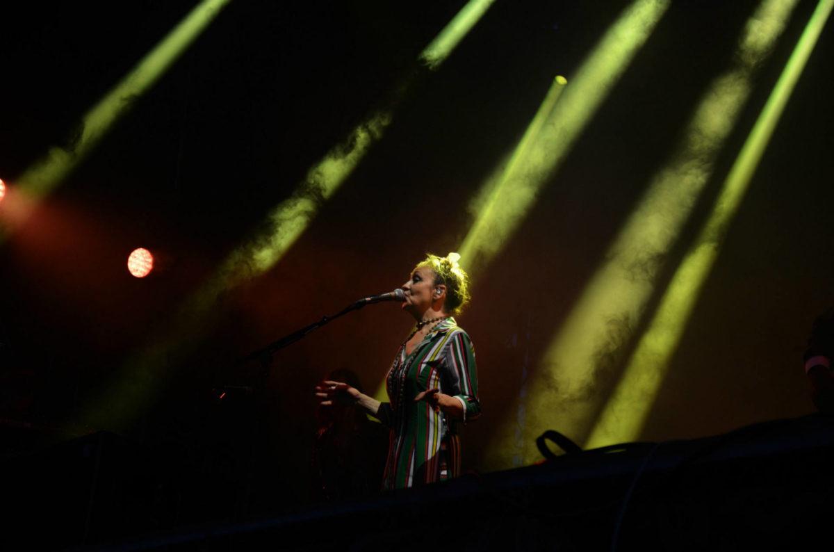 Temps forts Catherine Ringer sur scène