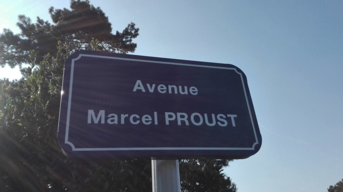 Source d'inspiration - Avenue Marcel Proust