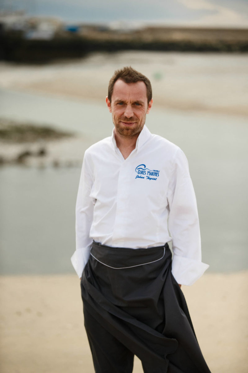 Johan Thyriot, la gastronomie et les mots