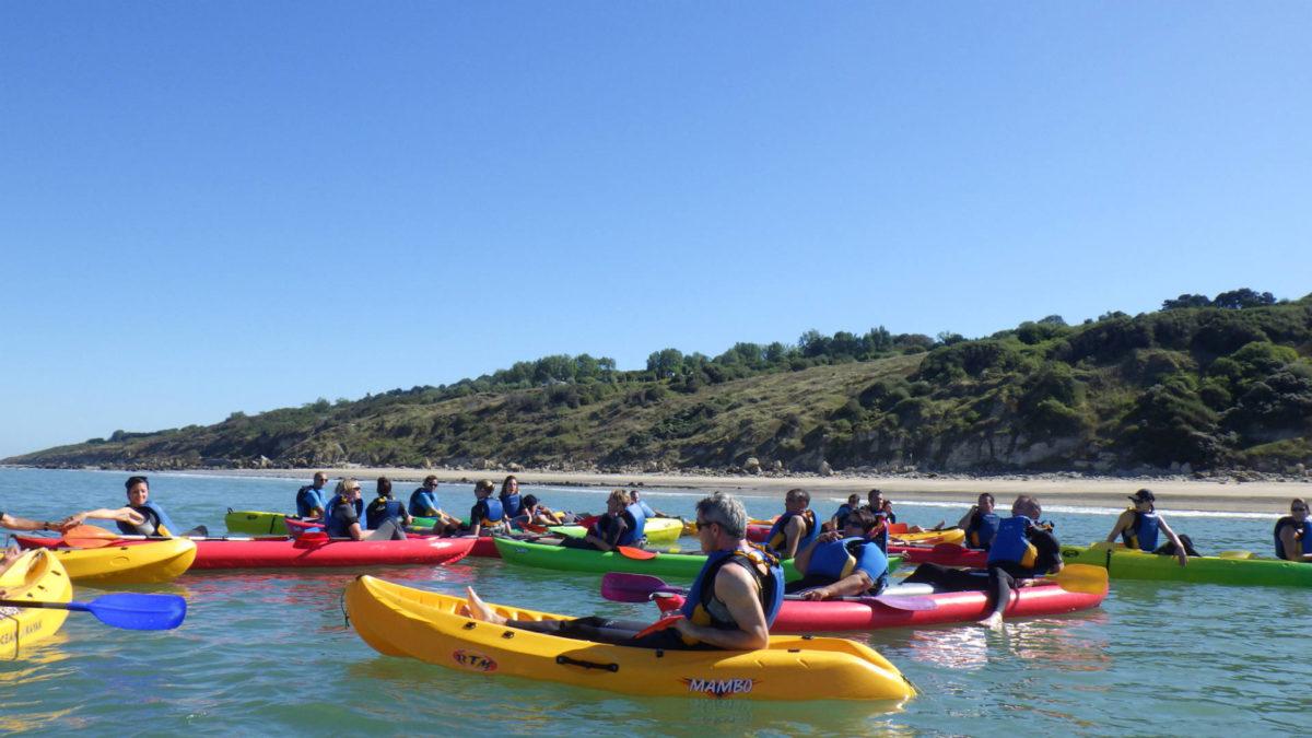 kayak-Roches-Noires-Trouville-sur-Mer