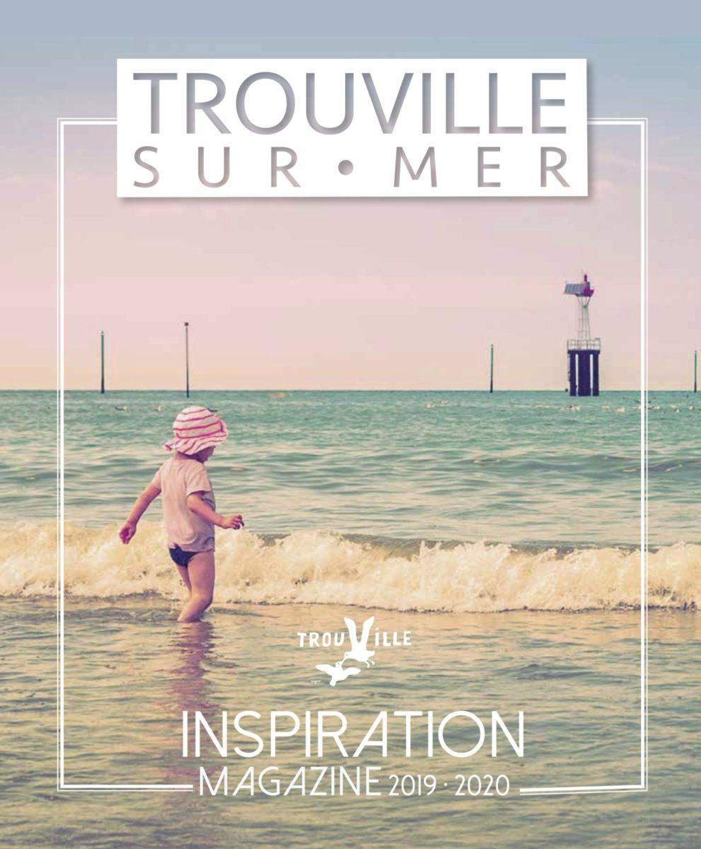 brochures office de tourisme de Trouville-sur-Mer