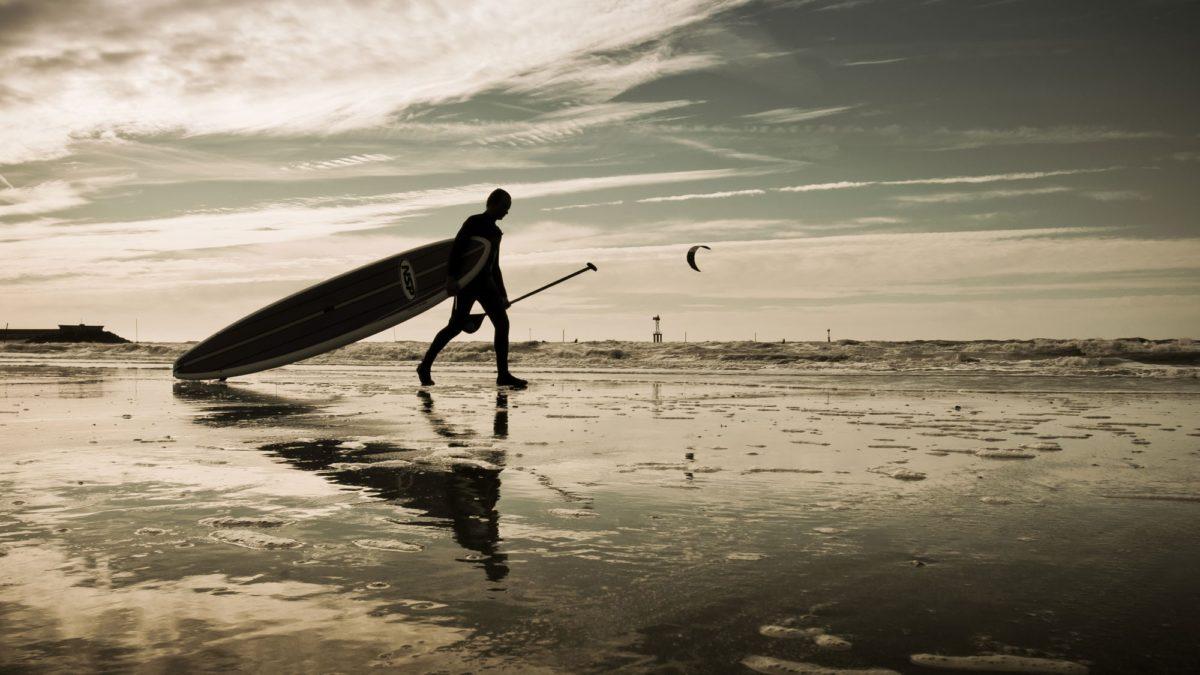 paddle-plage-Trouville-sur-Mer