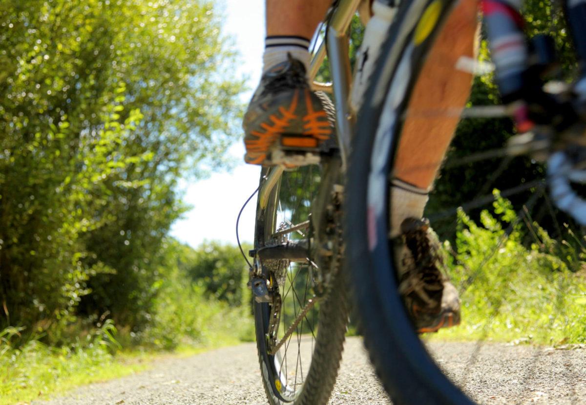 Roues de vélo randonnée Calvados