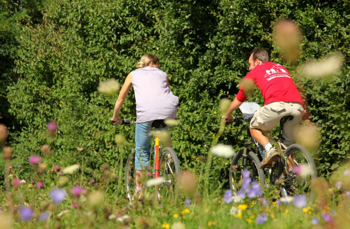 Sport randonnée à vélo Calvados