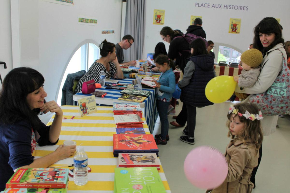 Salon du livre jeunesse