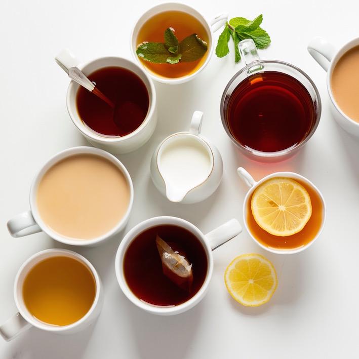 Salons de thé et coffee shops