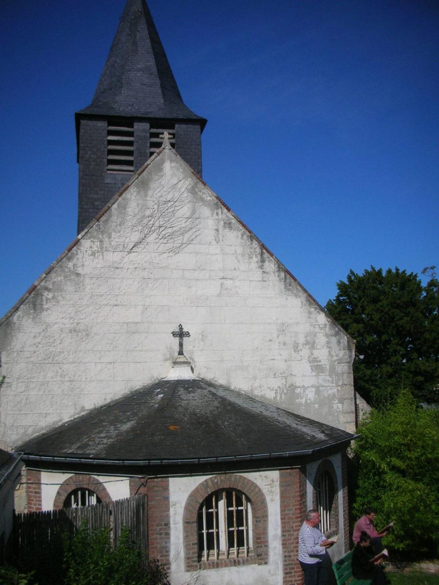 Chapelle Saint-Jean à Trouville-sur-Mer