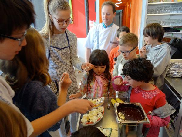 Atelier cuisine - Glaces