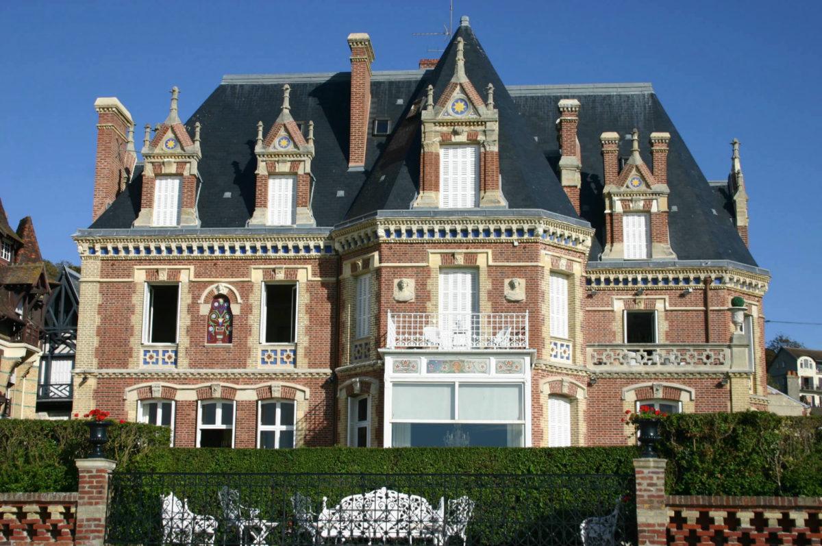 Villa de bord de mer Trouville