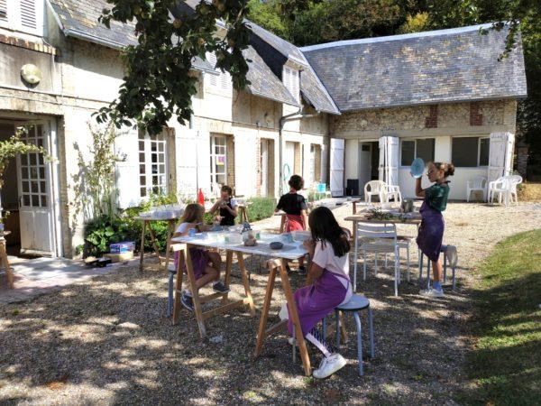 Association Atelier Autres Terres – Atelier modelage, sculptures, raku