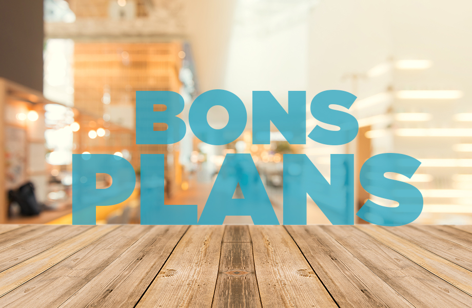 Bons plans – Commerces