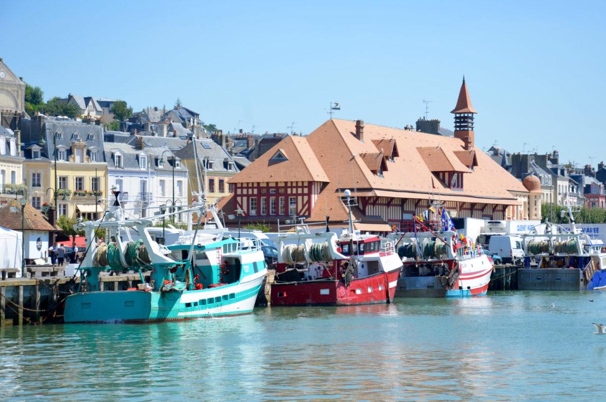 Parcours patrimonial maritime Trouville-sur-Mer