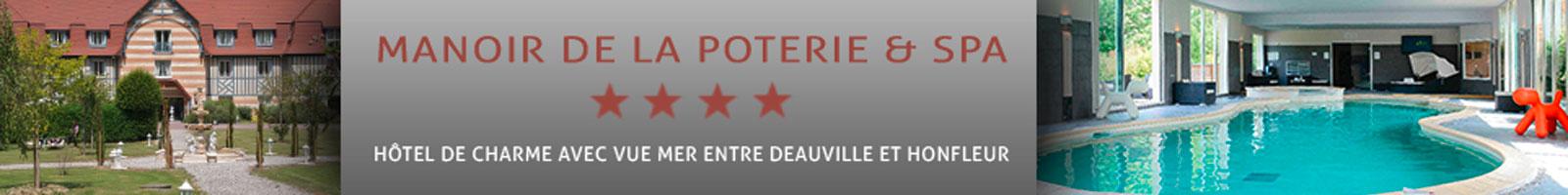 Manoir de la Poterie & Spa les Thermes