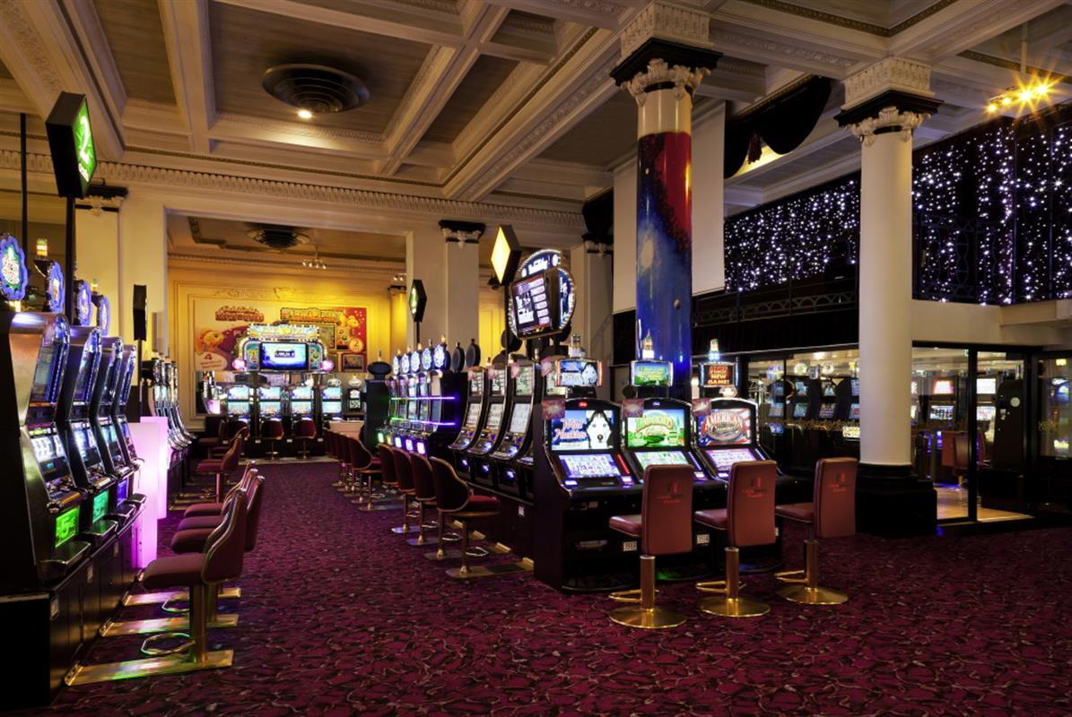 Winning slot machines at mohegan sun