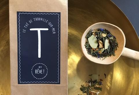 Lancement du Thé de Trouville-sur-Mer « Le T », by Rêve !