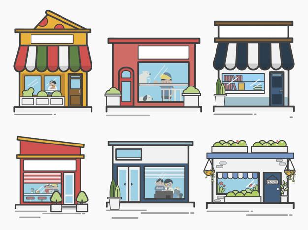 Informations commerces et services