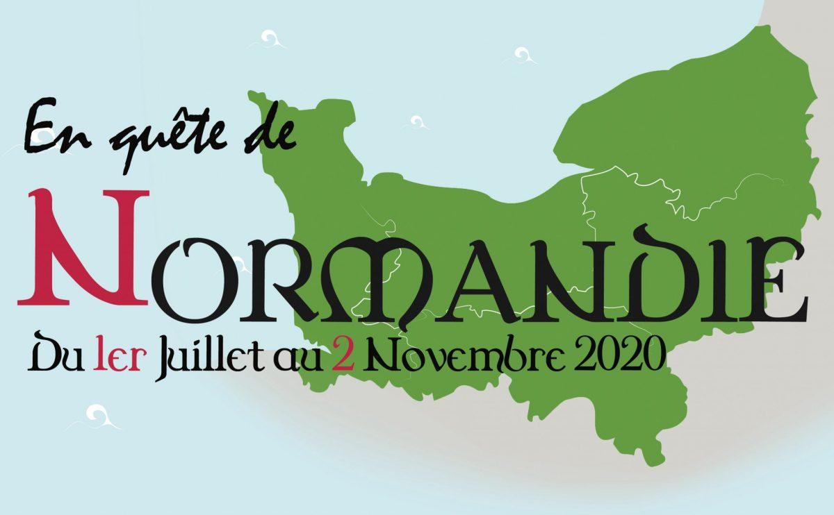 Découvrez la Normandie autrement – Jeu «En quête de NORMANDIE»