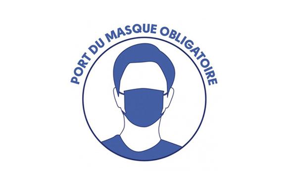 Port du masque obligatoire sur l'ensemble du territoire de Trouville-sur-Mer