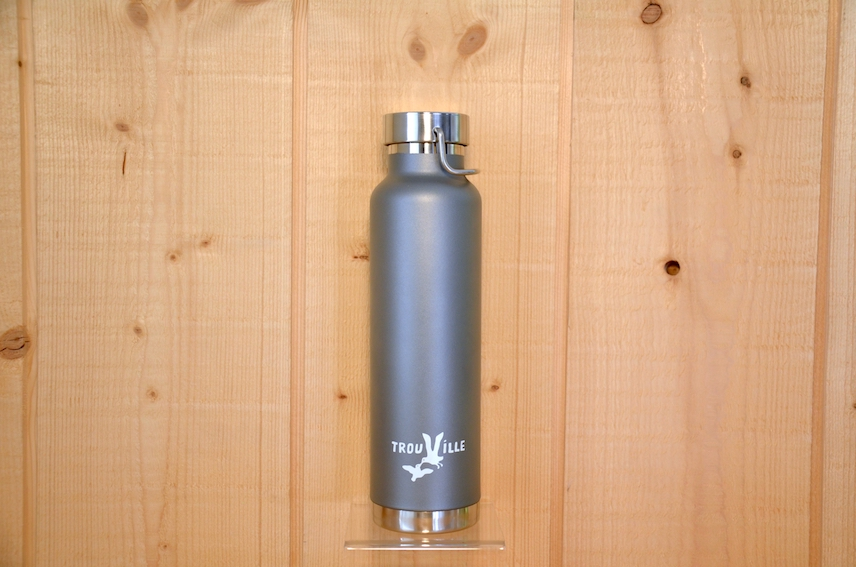 Bouteille isotherme : 24,90€