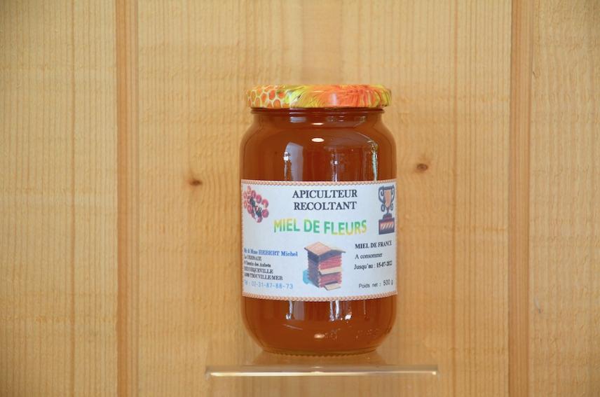 Pot de miel de Trouville : 8,50€