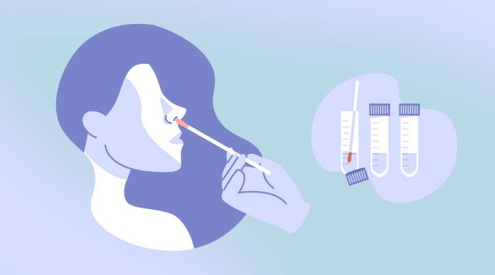 Campagne de dépistage PCR