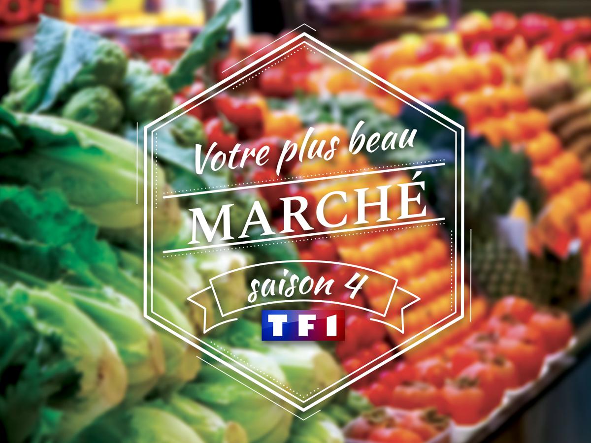 Participation de Trouville-sur-Mer au Plus Beau Marché de France