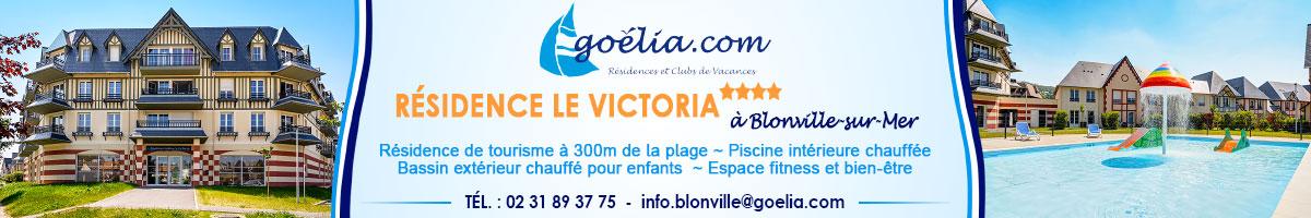 Résidence Géolia Le Victoria