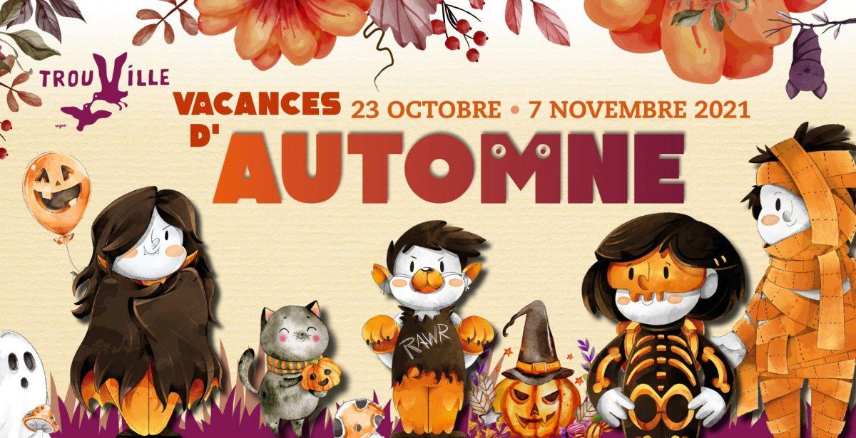 Programme des vacances d'automne