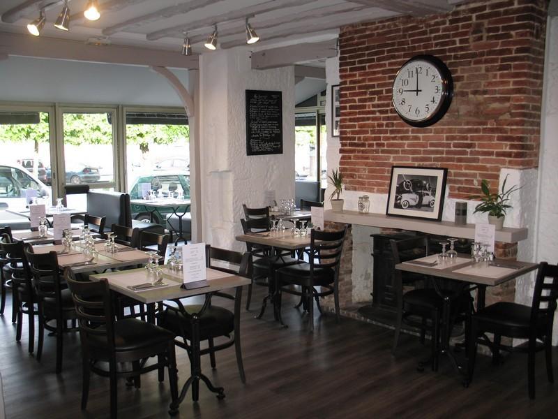 Au-Bistrot-Gourmand-Restaurant-a-Lisieux-Salle