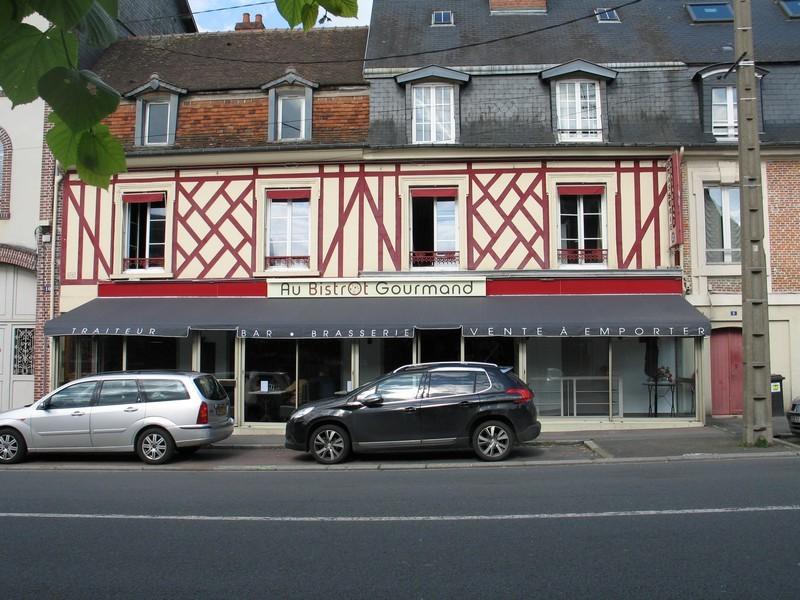 Au-Bistrot-Gourmand-Restaurant-a-Lisieux-Vue-exterieure