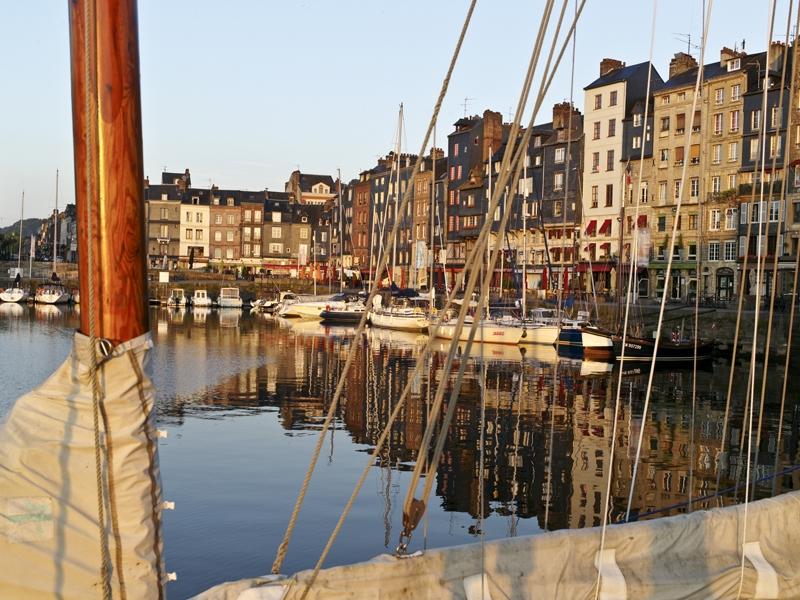 Calvados-Honfleur—Vieux-B