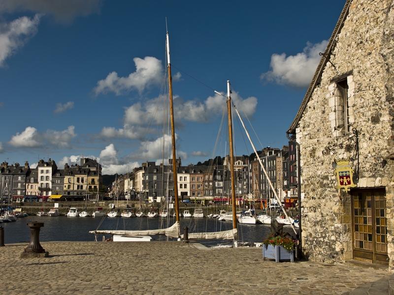 Calvados-Honfleur