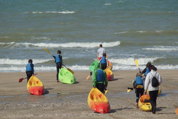 Locations de kayak avec Concept Sport Emotion