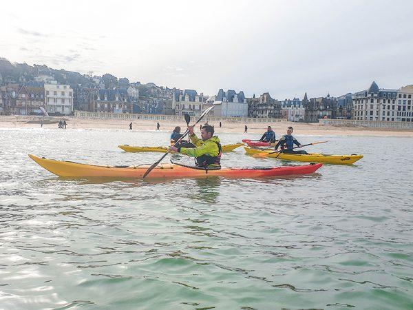 Mêler kayak et fitness avec Concept Sport Emotion