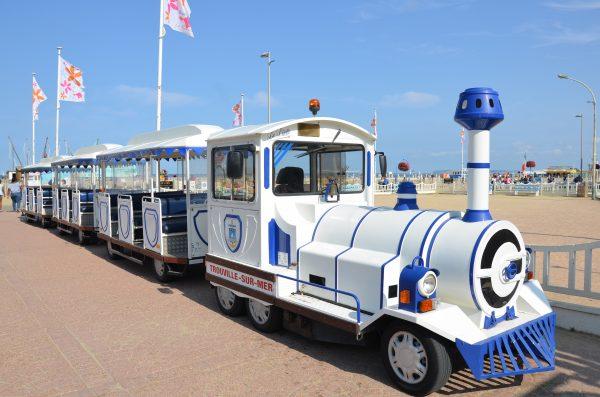 Le P'tit train de Trouville