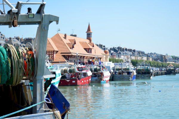 VISITE COMMENTÉE DE TROUVILLE-SUR-MER «Côté Pêcheurs»