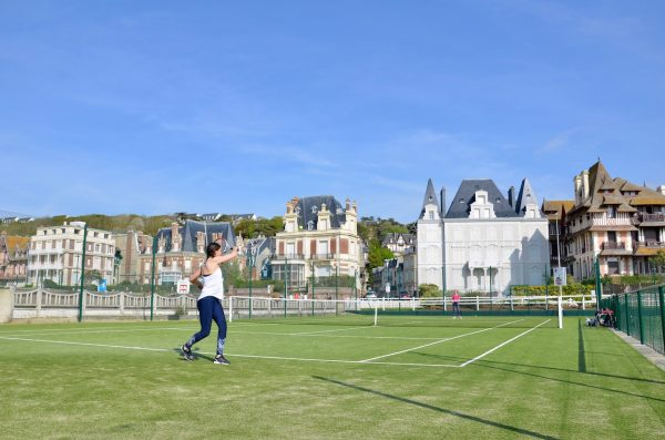Trouville Tennis Plage «Tennis Partner»