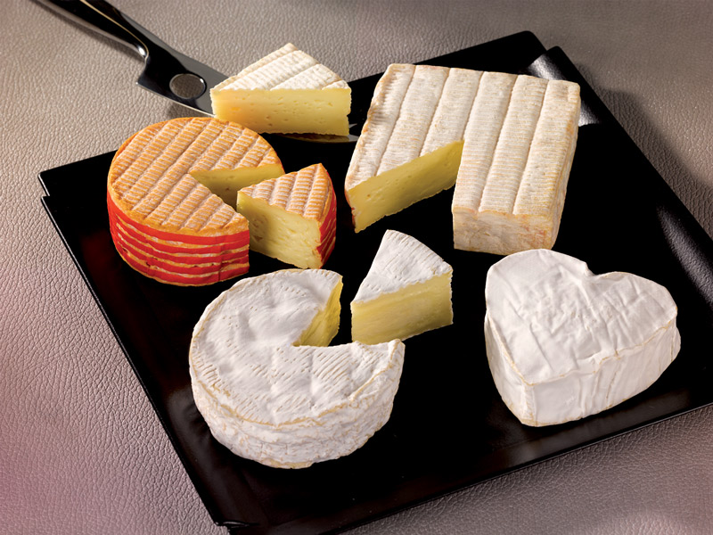Plateau-fromages-Livarot