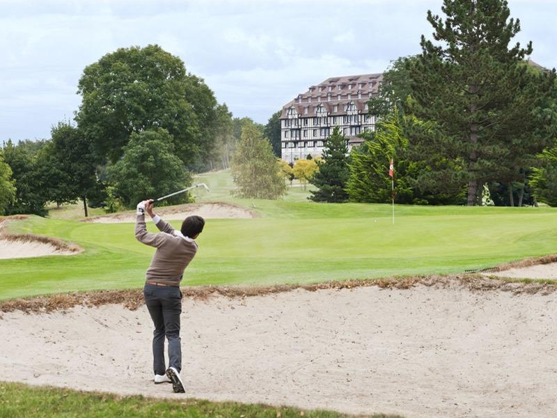 bunker-golfeur