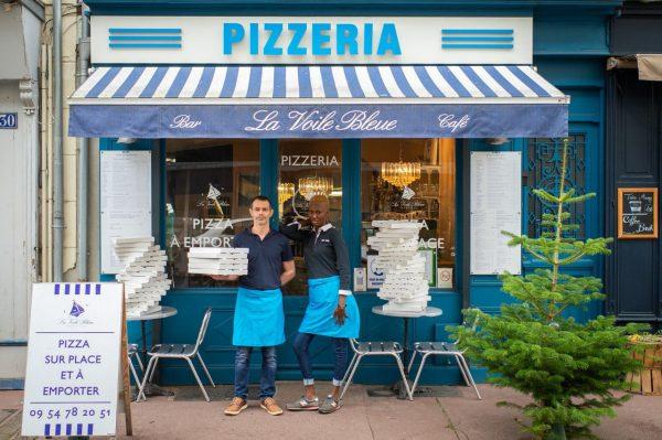 Pizzeria La Voile Bleue