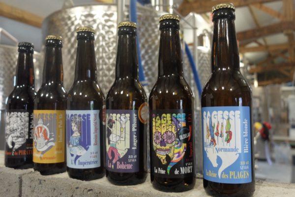 Bières SAGESSE : Microbrasserie & Brewpub