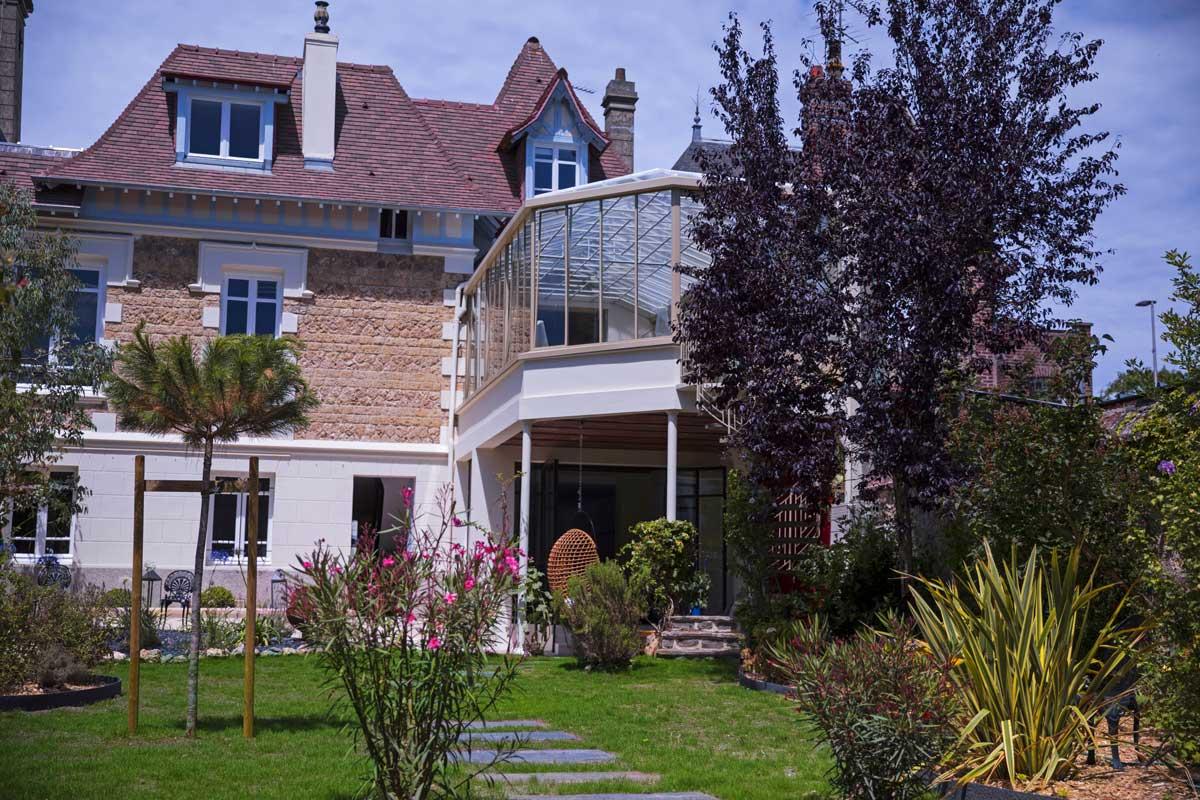 vue-jardin-villa-deauville
